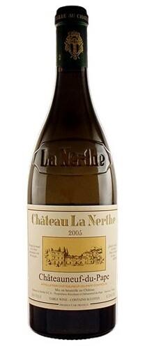 Chateau La Nerthe Chateauneuf-du-Pape Blanc 2018 (750 ml))