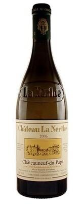 Chateau La Nerthe Chateauneuf-du-Pape Blanc 2017 (750 ml))