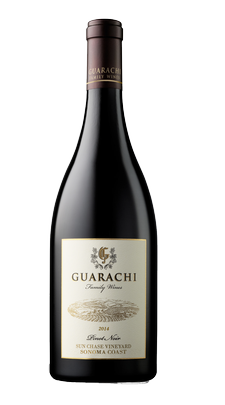 Guarachi Family Wines Sun Chase Vineyard Pinot Noir, Sonoma Coast 2014 (750 ml)