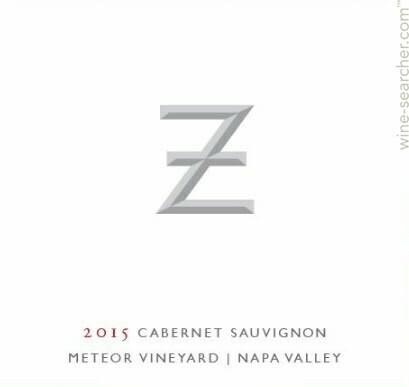 Ziata Meteor Vineyard Cabernet Sauvignon, Napa Valley 2015 (750 ml)