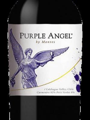 Montes Purple Angel Carmenere, Colchagua Valley 2017 (750 ml)