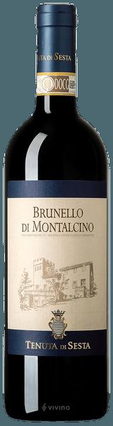 Tenuta di Sesta Brunello di Montalcino DOCG, Tuscany 2014 (750 ml)