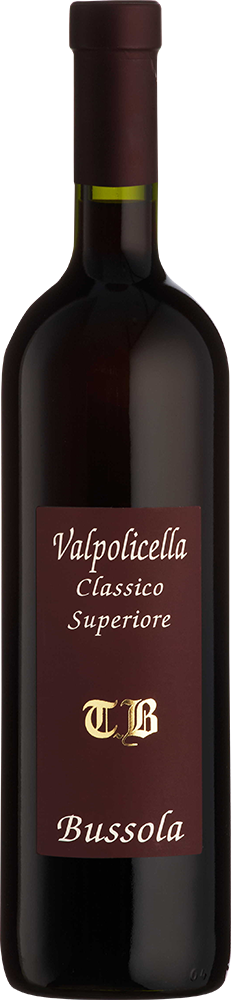 Tommaso Bussola TB Valpolicella Classico Superiore, Veneto 2012 (750 ml)