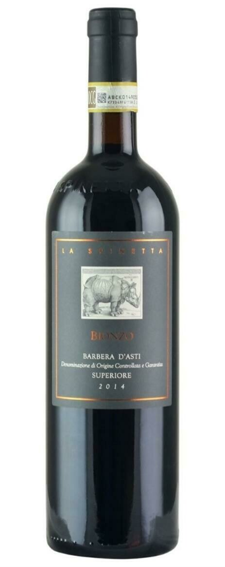 La Spinetta Bionzo Superiore, Barbera d'Asti 2014 (750 ml)