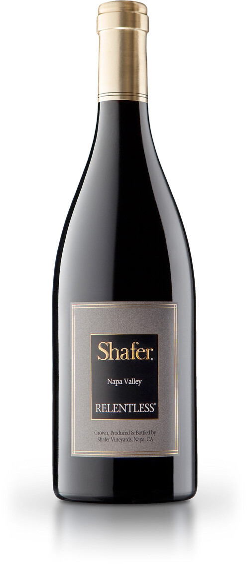 Shafer Vineyards Relentless, Napa Valley 2016 (750 ml)