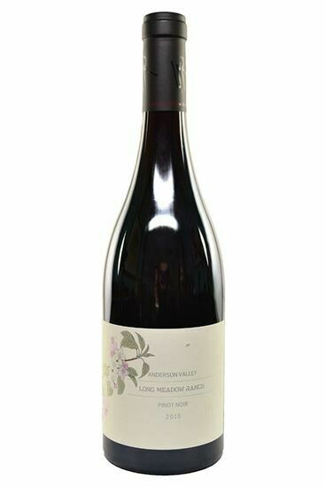 Long Meadow Ranch Pinot Noir, Anderson Valley 2015 (750 ml)