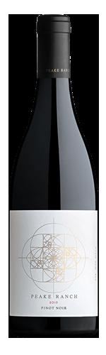 Peake Ranch Pinot Noir, Sta Rita Hills 2016 (750 ml)