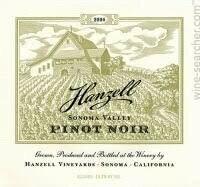 Hanzell Vineyards Sebella Pinot Noir, Sonoma Coast 2016 (750 ml)