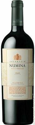 Bodegas Salentein Numina Spirit Vineyard Gran Corte, Uco Valley 2016 (750 ml)