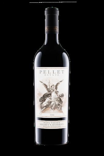 Pellet Estate Henry's Reserve, Napa Valley 2016 (750 ml)
