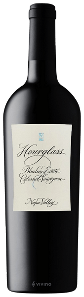 Hourglass Blueline Vineyard Cabernet Sauvignon, Napa Valley 2017 (750 ml)