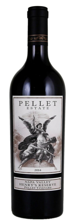 Pellet Estate Cabernet Sauvignon, St Helena 2014 (750 ml)