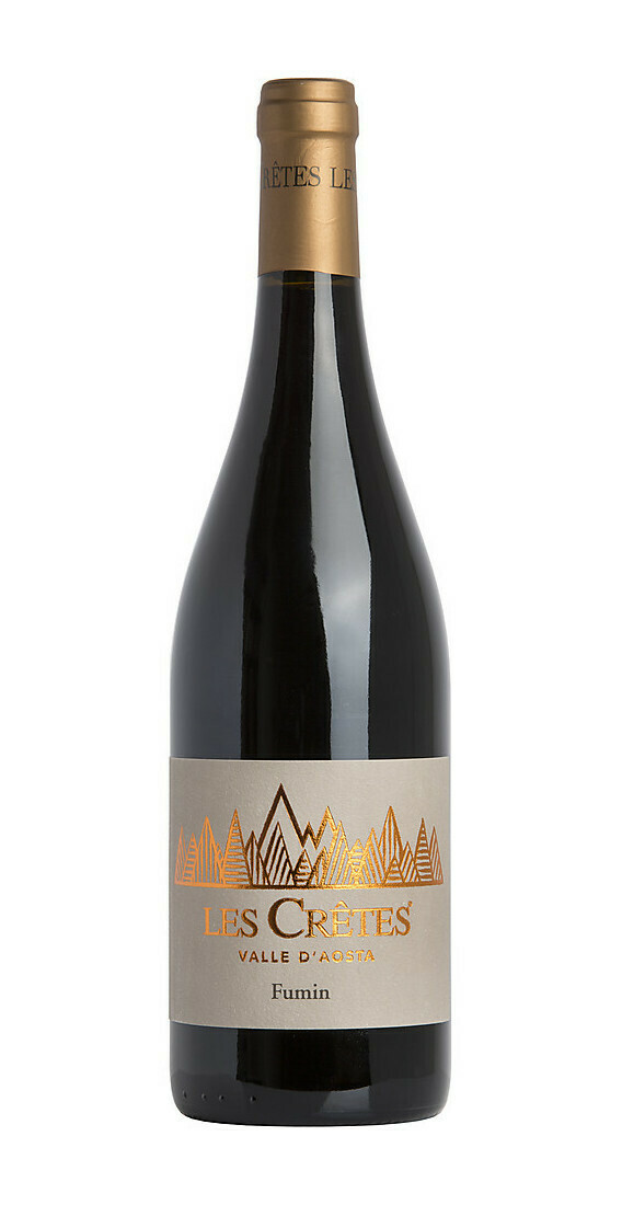 Les Cretes Valle d'Aosta Fumin, Aosta Valley 2017 (750 ml)