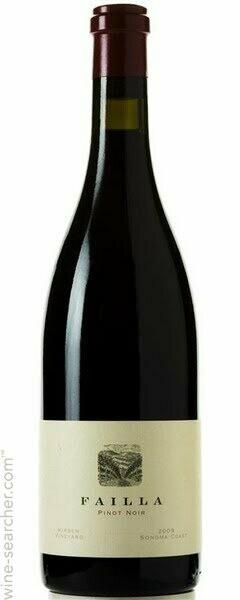 Failla Hirsch Vineyard Pinot Noir, California 2016 (750 ml)