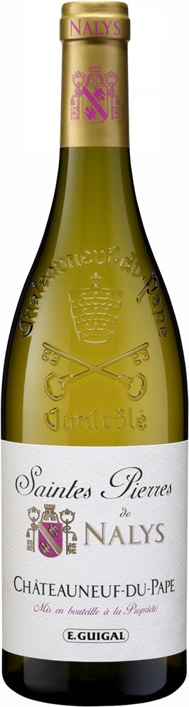 Domaine de Nalys Chateauneuf-du-Pape 'Saintes Pierres de Nalys' Blanc, Rhone 2017 (750 ml)