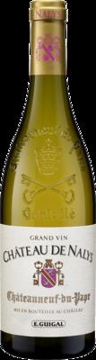 Chateau de Nalys Chateauneuf-du-Pape Blanc, Rhone 2017 (750 ml)
