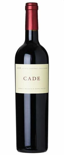 Cade Estate Cabernet Sauvignon, Howell Mountain 2017 (750 ml)