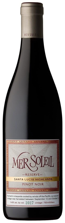 Mer Soleil Reserve Pinot Noir 2017 (750 ml)