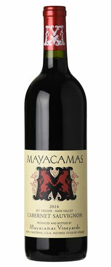 Mayacamas Cabernet Sauvignon, Mount Veeder 2014 (750 ml)