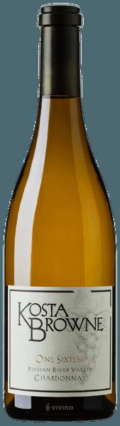Kosta Browne One Sixteen Chardonnay 2018 (750 ml)