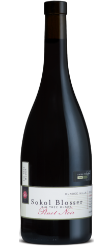 Sokol-Blosser Pinot Noir Big Tree Block 2013 (750 ml)