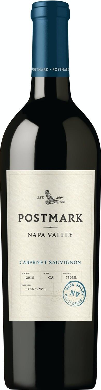 Duckhorn Postmark Napa Valley Cabernet Sauvignon 2018 (750 ml)