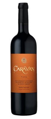 Darioush Caravan Cabernet Sauvignon 2018 (750 ml)