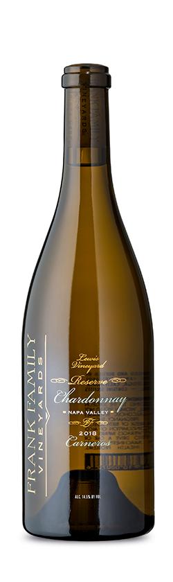 Frank Family Vineyards Chardonnay Reserve Lewis Vineyard 2018 (750 ml)