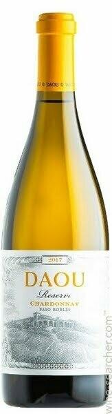 DAOU Reserve Chardonnay 2017 (750 ml)