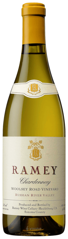 Ramey Chardonnay Woolsey Road Vineyard 2016 (750 ml)