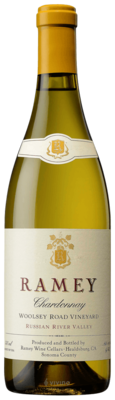Ramey Chardonnay Woolsey Road Vineyard 2015 (750 ml)