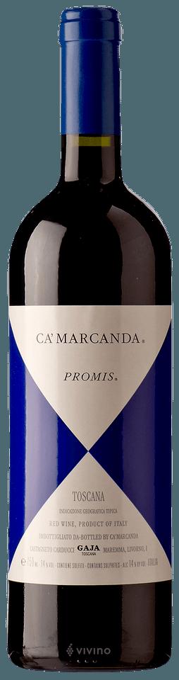 Gaja Ca'Marcanda Promis Toscana 2017 (750 ml)