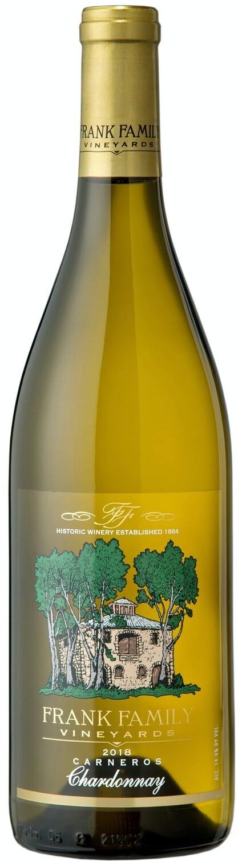 Frank Family Vineyards Chardonnay Los Carneros 2018 (375 ml)