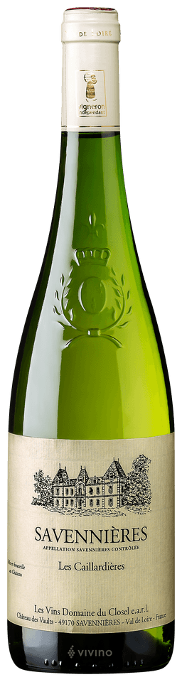 Domaine du Closel Savennieres Les Caillardieres 2015 (750 ml)