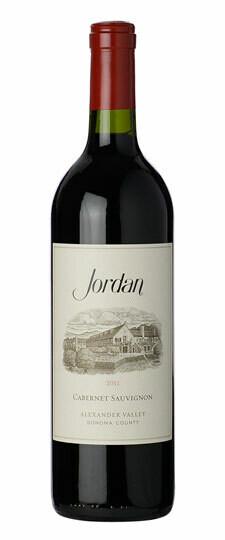 Jordan Cabernet Sauvignon, Alexander Valley 2005 (750 ml)