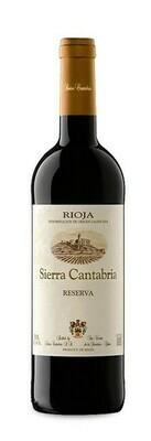 Sierra Cantabria Rioja Reserva 2012 (750 ml)