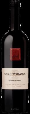 Sebastiani Cherryblock Cabernet Sauvignon 2017 (750 ml)