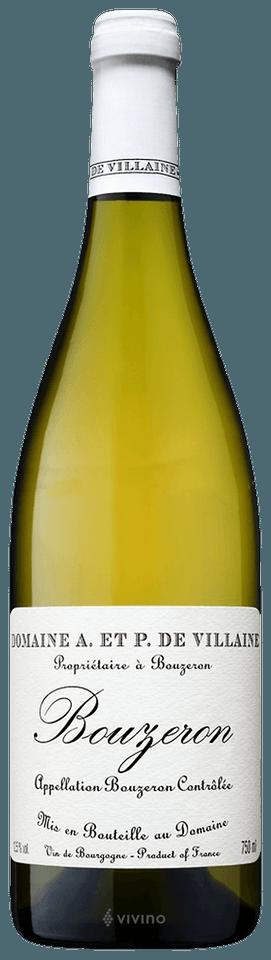 Domaine A. et P. de Villaine Bouzeron 2017 (750 ml)