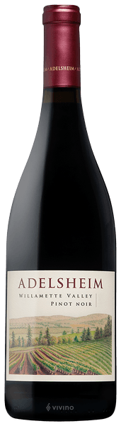 Adelsheim Pinot Noir, Willamette Valley 2019 (750 ml)