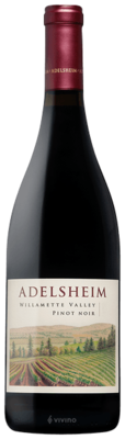 Adelsheim Pinot Noir, Willamette Valley 2018 (750 ml)