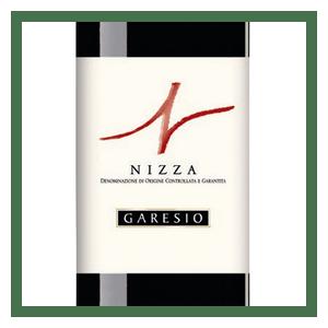 Garesio Nizza (Barbera d'Asti Superiore) 2017 (750 ml)