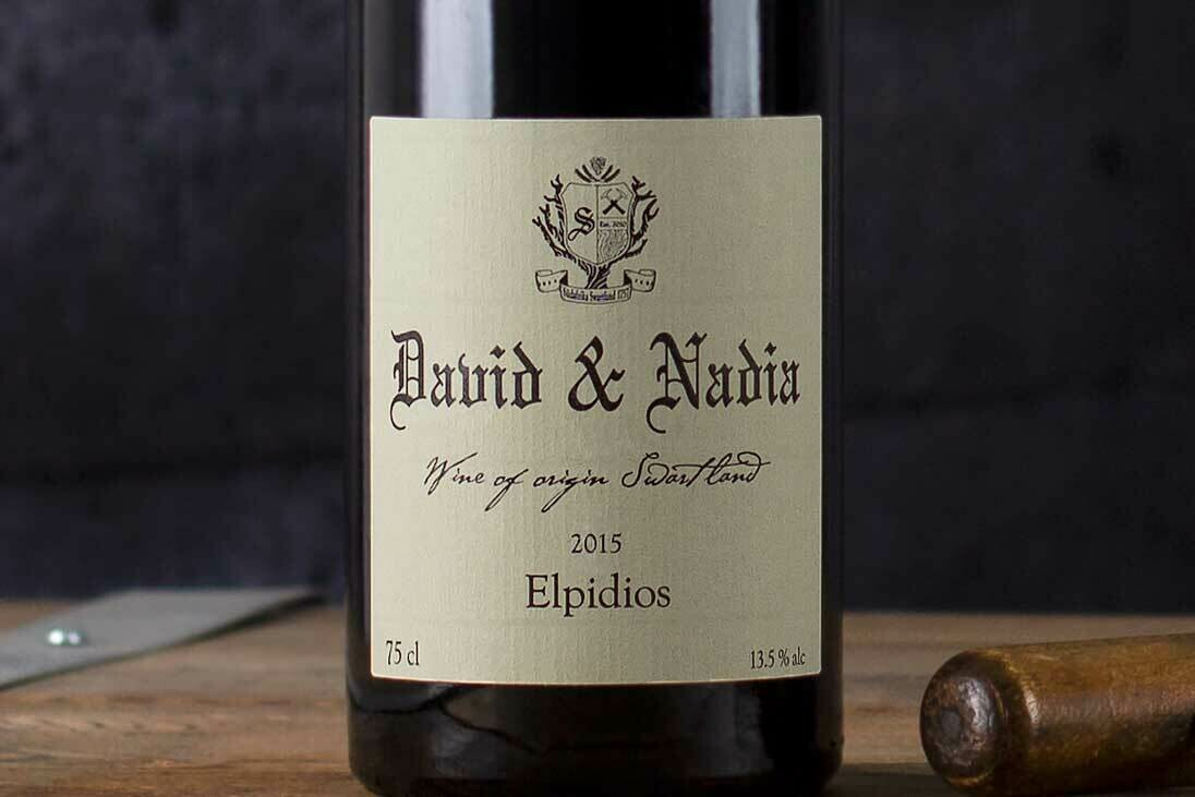 David & Nadia Elpidios 2015 (750 ml)