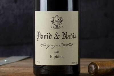 David & Nadia Elpidios 2016 (750 ml)