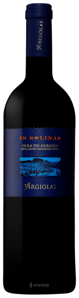 Argiolas Is Solinas Isola dei Nuraghi 2015 (750 ml)