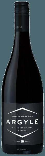 Argyle Reserve Pinot Noir 2017 (750 ml)