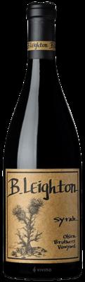 B. Leighton Syrah (Olsen Brothers Vineyard) 2017 (750 ml)