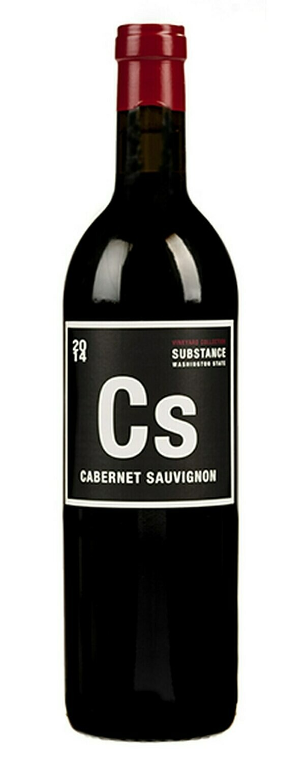 Substance Cabernet Sauvignon Powerline Vineyard 2017 (750 ml)
