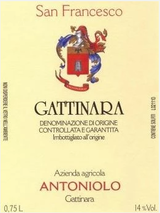 Antoniolo Gattinara San Francesco 2013 (750 ml)