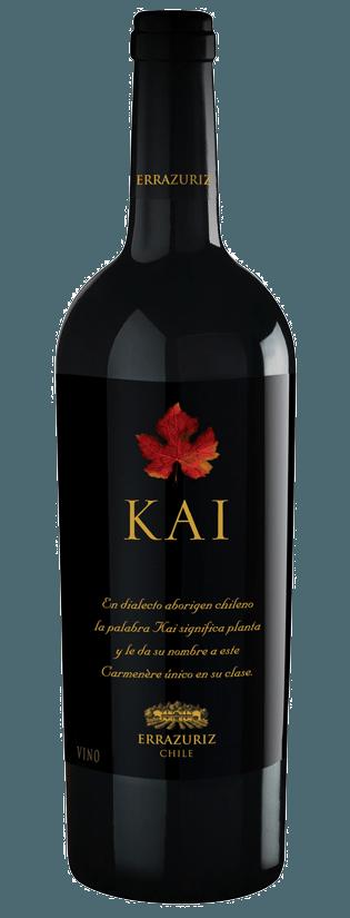 Errazuriz Kai Carmenère 2014 (750 ml)