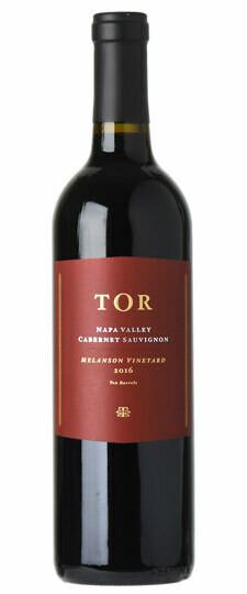 TOR Melanson Vineyard Cabernet Sauvignon 2017 (750 ml)